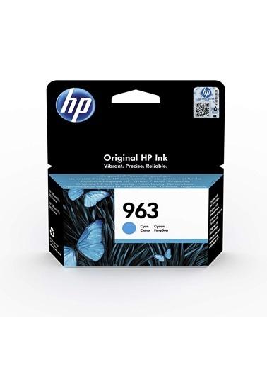 HP HP 3JA23AE (963) CYAN MUREKKEP KARTUS Renkli